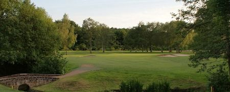 Overview of golf course named Chesterfield Golf Club