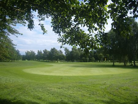 Chesterton valley golf club cover picture