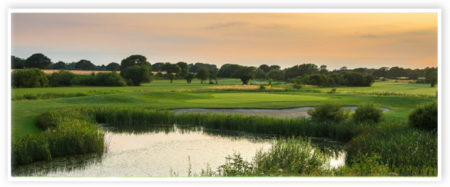 Chichester golf club cover picture