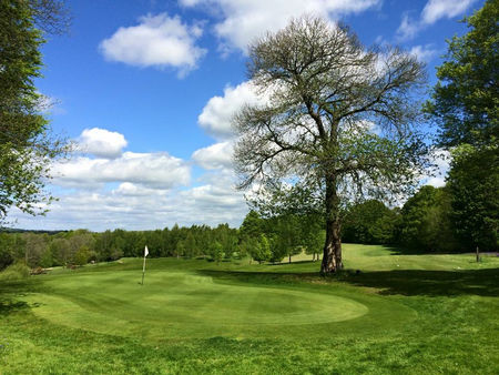 Chiddingfold Golf Club Cover Picture