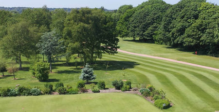 Overview of golf course named Childwall Golf Club
