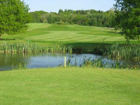Chilworth golf club cover picture