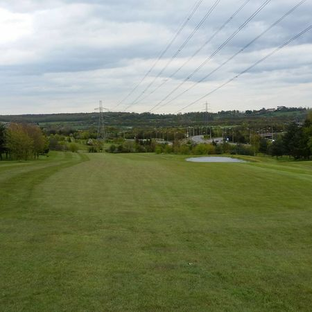Overview of golf course named Chingford Golf Course
