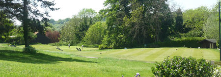 Overview of golf course named Chipstead Golf Club