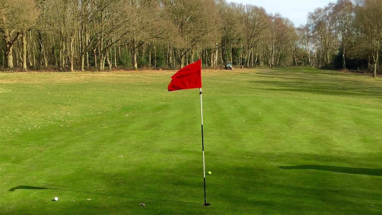 Chorleywood golf club cover picture