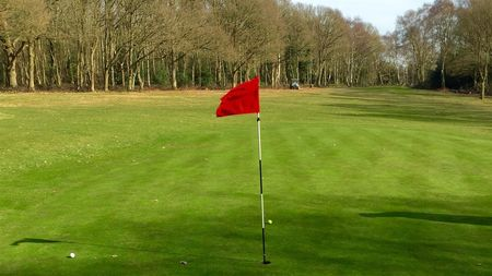 Overview of golf course named Chorleywood Golf Club