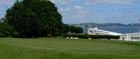 Overview of golf course named Churston Golf Club