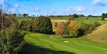 Overview of golf course named Cirencester Golf Club