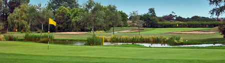 Clacton-on-Sea Golf Club Cover