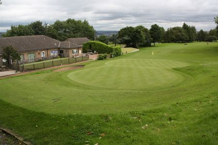 Clayton Golf Club Cover Picture
