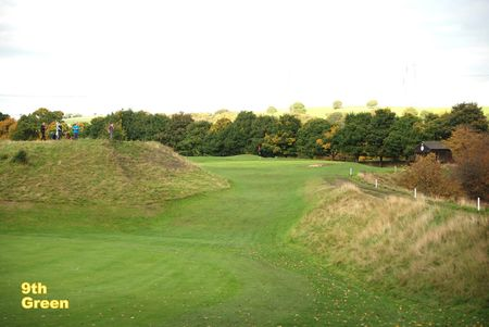 Cleckheaton and District Golf Club Cover