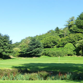 Clevedon golf club cover picture