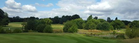 Overview of golf course named Cobtree Manor Golf Club