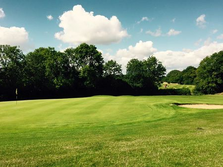 Cold Ashby Golf Club Cover Picture