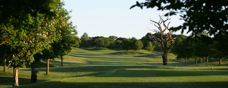 Overview of golf course named Collingtree Park Golf Club