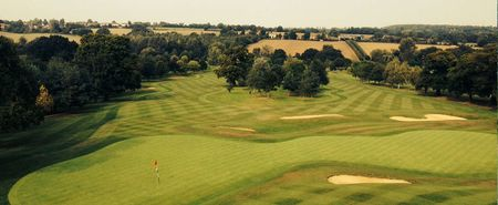 Overview of golf course named Colne Valley Golf Club