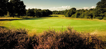 Overview of golf course named Piltdown Golf Club