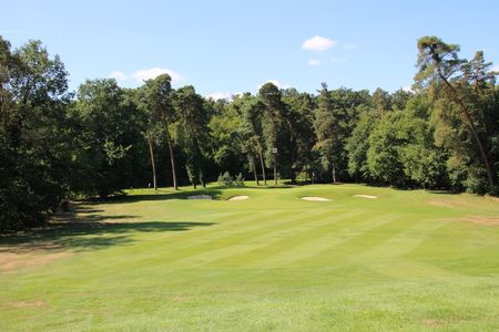Overview of golf course named Frankfurter Golf Club