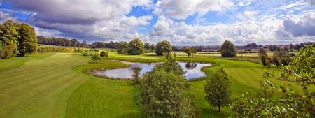 Galgorm castle golf club cover picture
