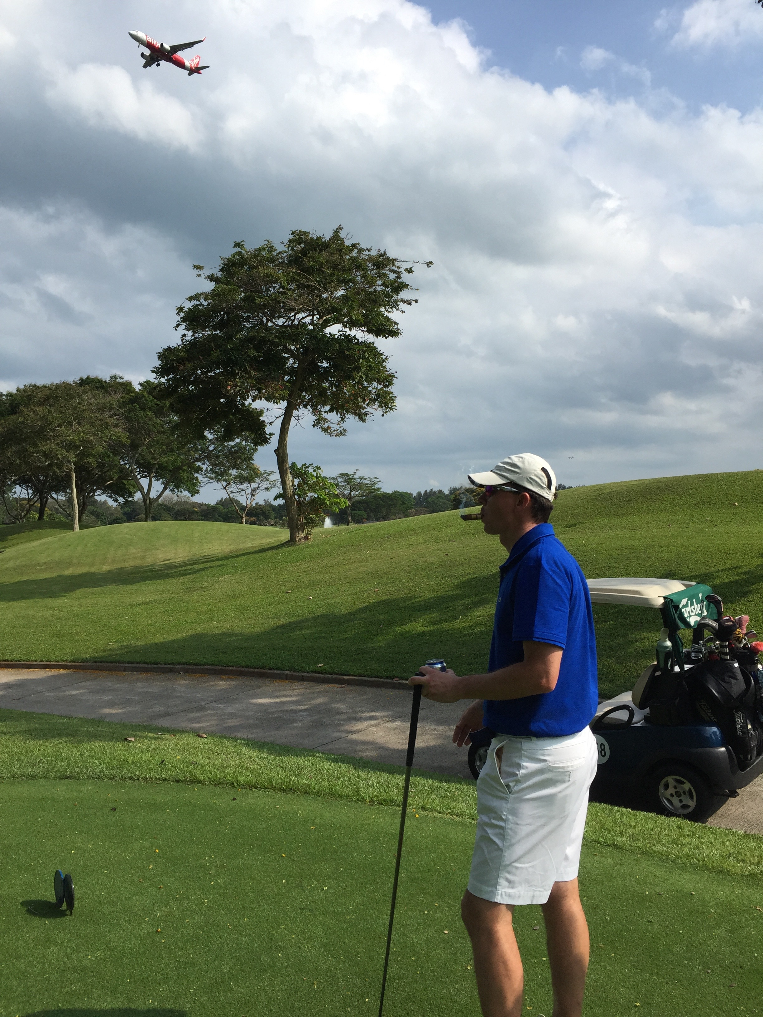 Avatar of golfer named Eric Bissonnier
