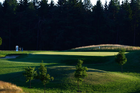 Overview of golf course named Diners Golf and Country Club Ljubljana