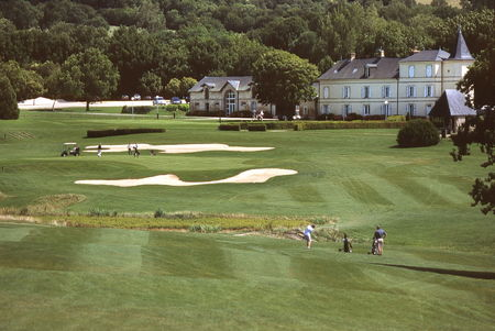 Overview of golf course named Barriere de Saint-Julien Golf Club
