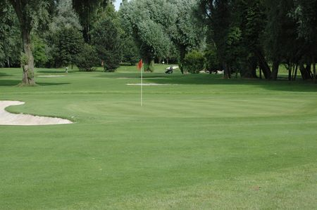 Bethune Golf Club Cover Picture