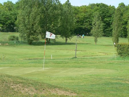 Bourbon-Lancy Golf Club Cover Picture