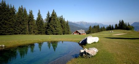 Golf Club de Meribel Cover