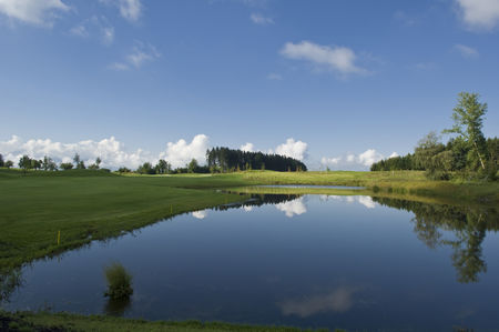 Overview of golf course named Golf Sempachersee - Woodside Course