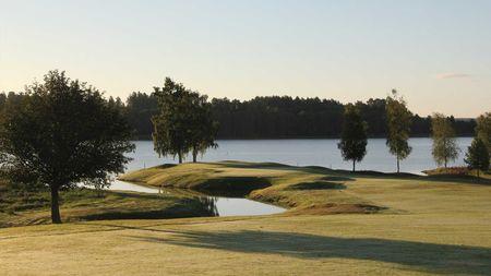 Overview of golf course named Katrineholms Golfklubb