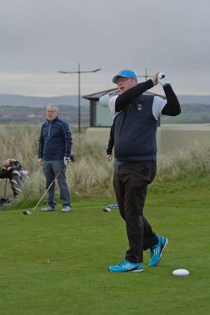 Avatar of golfer named Colm O'Halloran