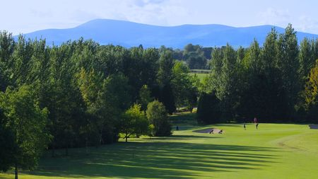 Overview of golf course named Enniscorthy Golf Club