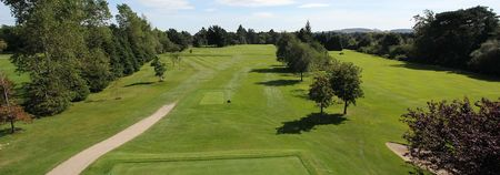 Overview of golf course named Foxrock Golf Club