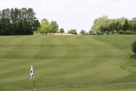Glebe Golf Club Cover Picture