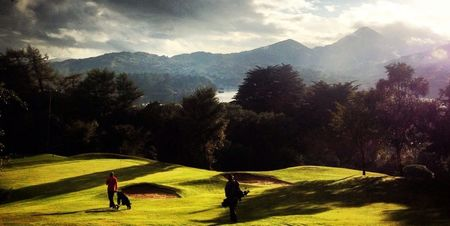 Glengarriff golf club cover picture