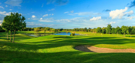 Grange Castle Golf Club Cover Picture
