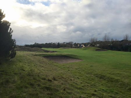 Seapoint golf links cover picture
