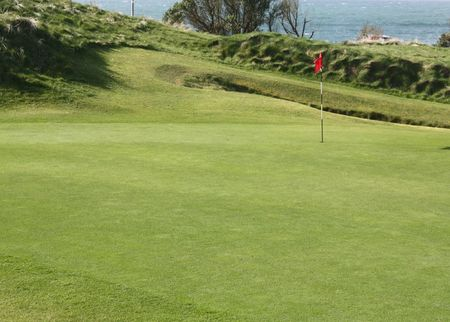 Spanish Point Golf Club Cover Picture