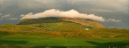 Overview of golf course named Strandhill Golf Club