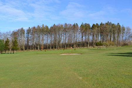 Overview of golf course named Strokestown Golf Club