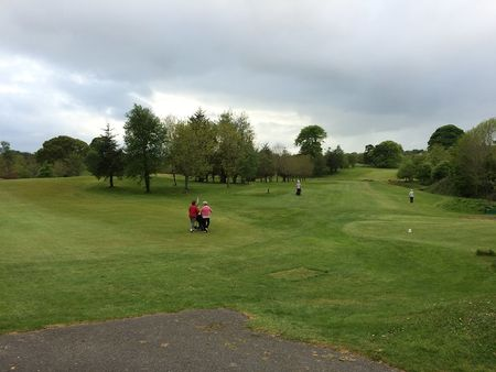 Swinford golf club cover picture