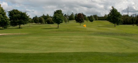 Overview of golf course named The Heath Golf Club Portlaoise