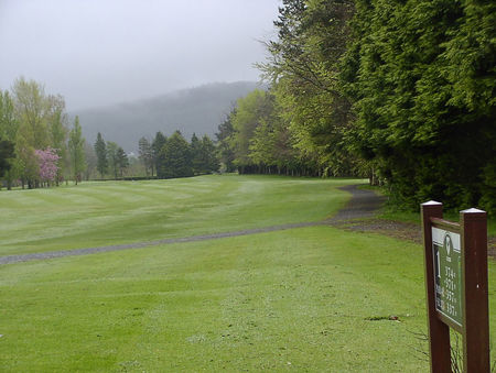 Overview of golf course named Tipperary Golf Club