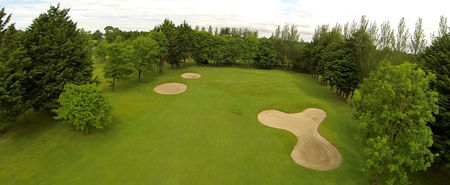 Tuam golf club cover picture