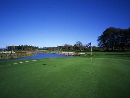 Tulfarris golf club cover picture