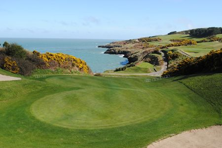 Wicklow golf club cover picture