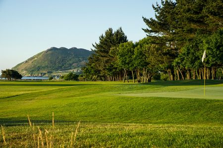 Overview of golf course named Woodbrook Golf Club