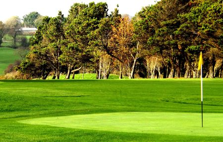 Youghal Golf Club Cover Picture