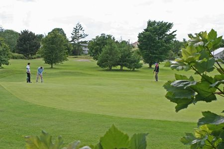 Portlaoise golf club cover picture